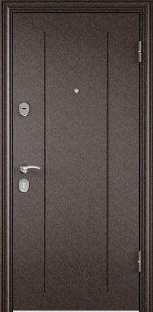 Входная дверь Delta M-10 (с зеркалом)