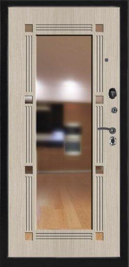 Входная дверь Флип (с зеркалом)